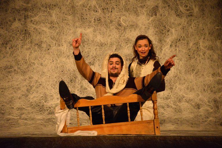 Ein Schaf fürs Leben : Theater Eurodistrict